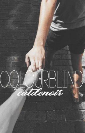 Colourblind  [Ziam] by catdenoir