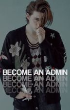 ( become an admin. ) by loveyourselfproject