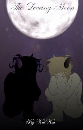The Leering Moon by krispykremes15