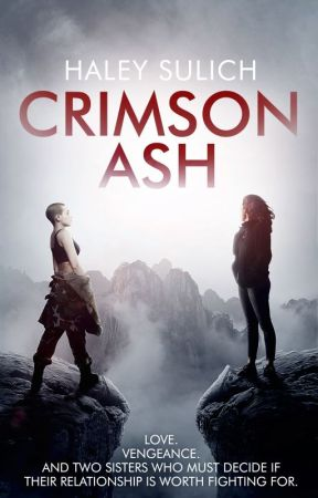 Crimson Ash by HaleySulich