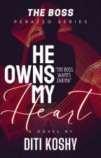 The Boss - He Owns My Heart by lovemauragreen