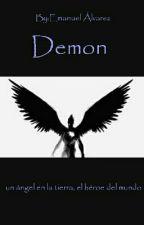 Demon  by Emanuelsenhbk
