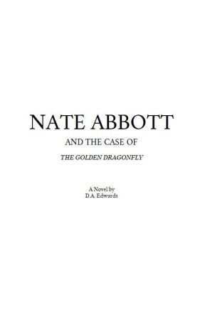 Nate Abbott & the Case of the Golden Dragonfly by DAE280