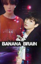 Banana Brain 🍌 Kookmin. by CHERRYB0MB-