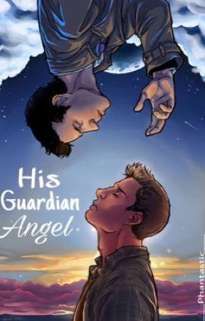 His Guardian Angel   by ___Phantastic___