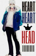 |Heart Heart Head| [Sans y Tú] by Chica_Pyrope