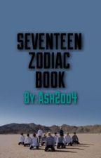 SEVENTEEN ZODIAC BOOK by Ash2oo4