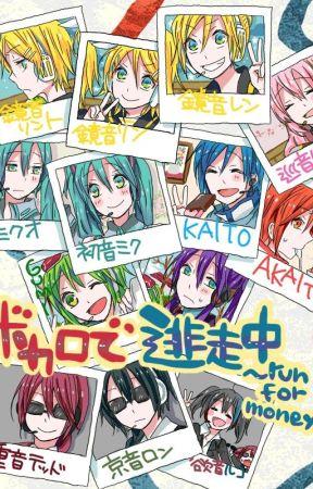 [Vocaloid Fanfiction] Cuộc sống học đường của chúng tôi by Tommy_Otaku