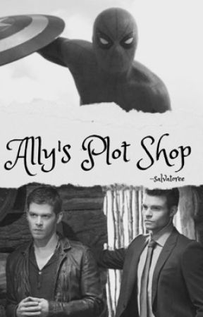 PLOTTED | PLOT SHOP  by -salvatoree