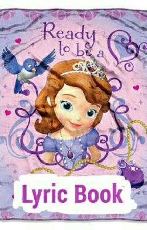 Sofia the first lyric book youre the cutest thing wattpad sofia the first lyric book stopboris Gallery