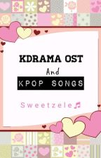 KDrama OST AND KPOP Song Lyrics  by Sweetzele