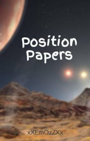Position Papers by corriii_16