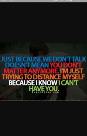 U don't matter anymore  by luluthosanealizwayon