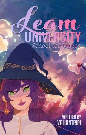 Leam University by ayreishu