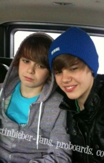 love triangle )( justin Bieber and christian Beadles luv story )(