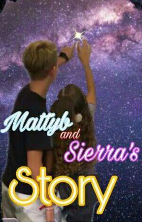 mattyb and sierra s story the group chat wattpad
