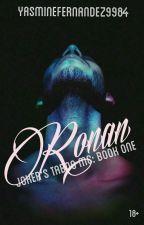 Ronan (ManxMan|Biker) Joker's Taboo MC Series: BOOK ONE by YasmineFernandez9984