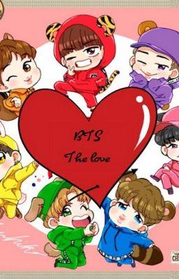 [BTS FICTION GIRL]-THE LOVE