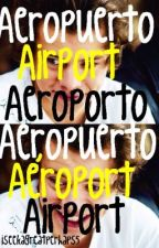 Airport (Harry Styles / One Shot) by seekagreatperhaps5