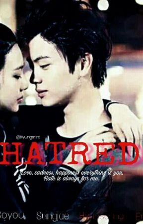 HATRED by Kyungmint_