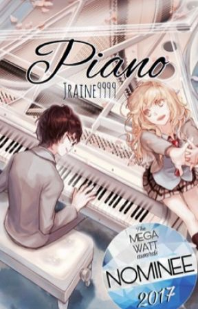 Piano by Jraine9999