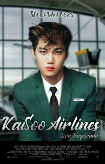 KaiSoo Airlines |Primera Temporada| #Kpopawardswattpad