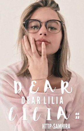 Dear Lilia. »J. S by SamhiraSartorius