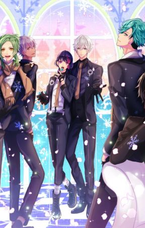 B-Project=The eight sister by faniplace