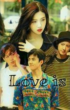 Love is [EXO × RV] by dailychick