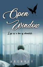 Open Window by ArchReyCervantes