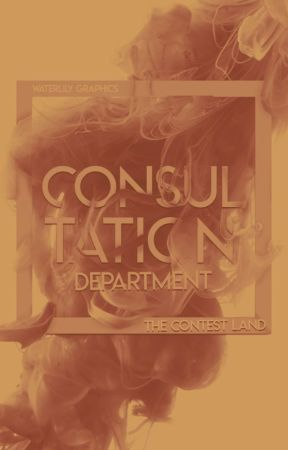 Consulting Department by TheContestLand