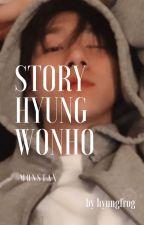 hyungwonho. by hyungfrog