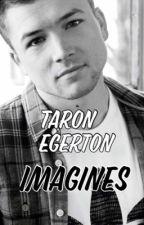 Taron Egerton imagines by CiaraRichardson