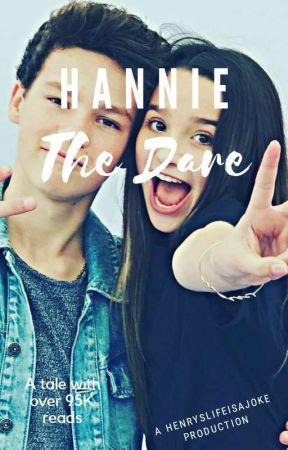 The Dare ~ Hannie Fanfic ~edwardpenguil by edwardpenguil