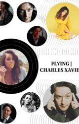 Flying   Charles Xavier by lilyroses95