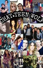 CHAT TEEN WOLF by maryssi24