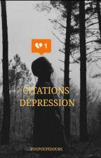 Citation depression  by poupoupidours