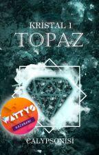 TOPAZ ✧ Kristal 1 / Tamamlandı by CalypsoNisi