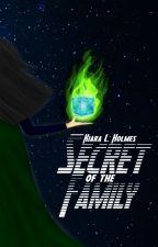 Secret of the family [Avengers ff] CZ by KiaraLHolmes