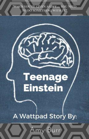 Teenage Einstein (Slow On Updates!!!) by agirl292