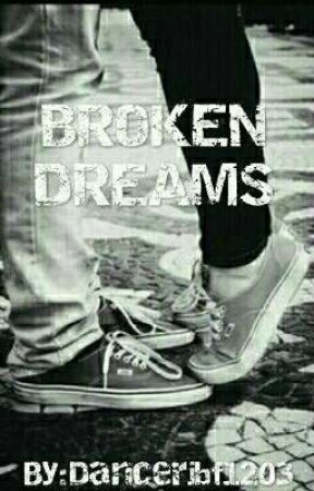 Broken Dreams ( A Griffin Gluck Fan Fiction) by Dancerjbf1203