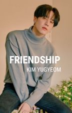 Friendship ❄ Kim Yugyeom by yOverthrow