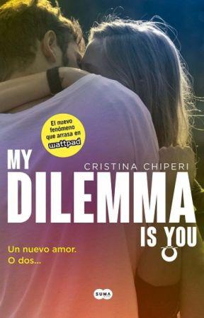 MY DILEMMA IS YOU by UVJA20