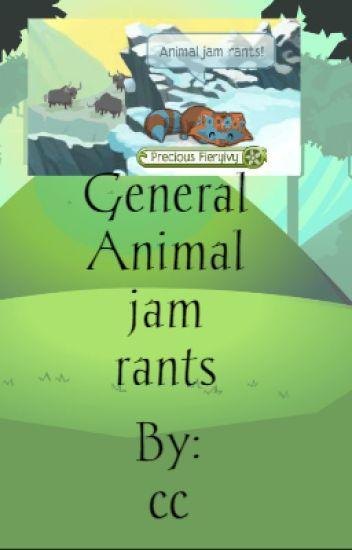 Animal Jam Rants Cc Wattpad