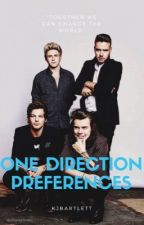 One Direction | Preferences  by KJBartlett