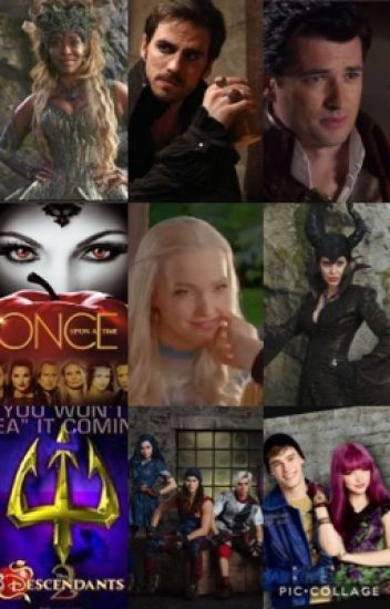 Friends till the end (Descendants 2 Ouat fanfic) ( Completed