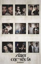 Ziam (One-Shots) by frecklessxx