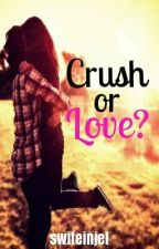 Crush? or Love? by afeelingstotell