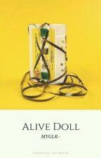 ू Alive Doll ੭ु  v.kook by MYGLK-