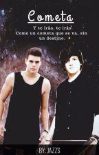 Cometa. [Chrisdiel] #PremiosTeamCNCO by memoriesofcnco